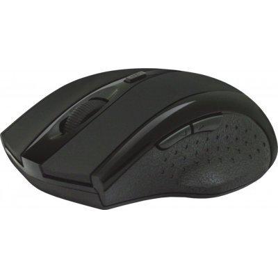 Мышь Defender Accura MM-665 черный (52665)Мыши Defender<br>оптическая, беспроводная (Bluetooth), 1600 dpi, USB, цвет: чёрный<br>