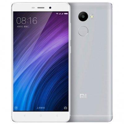Смартфон Xiaomi Redmi 4 16Gb серебристый (6954176828446)Смартфоны Xiaomi<br>смартфон, Android 6.0, поддержка двух SIM-карт, экран 5, разрешение 1280x720, камера 13 МП, автофокус, память 16 Гб<br>