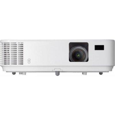 Проектор NEC VE303G (VE303G)Проекторы NEC<br>Мультимедийный проектор NEC VE303 (VE303G) 3D Ready, DLP, 3000 ANSI lumen, SVGA, 10000:1, лампа 6000<br>