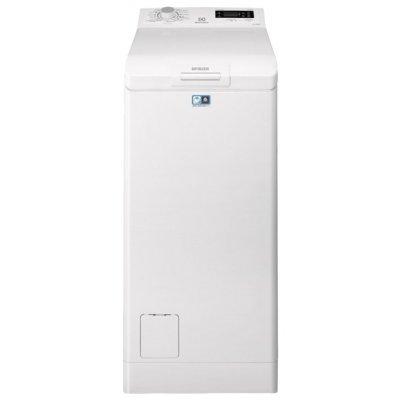 Стиральная машина Electrolux EWT1276ELW (EWT1276ELW)Стиральные машины Electrolux<br>отдельно стоящая стиральная машина<br>40x60x89 см<br>верхняя загрузка<br>стирка до 7 кг<br>класс энергопотребления: A+++<br>сенсорное управление<br>отжим при 1200 об/мин<br>защита от протечек<br>защита от детей<br>автоматическое позиционирование барабана<br>