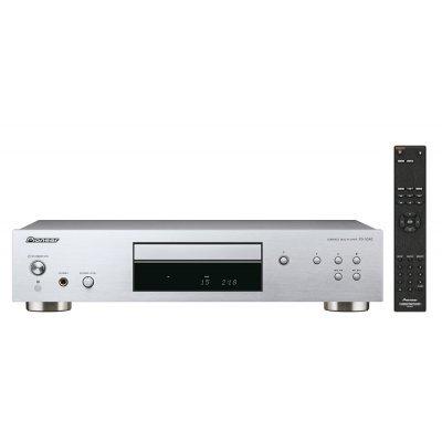 CD проигрыватель Pioneer PD-30AE серебристый (PD-30AE-S)CD проигрыватели Pioneer<br>Плеер CD Pioneer PD-30AE-S серебристый<br>