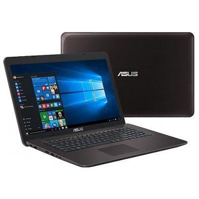 Ноутбук ASUS X756UV-TY077T (90NB0C71-M00810) (90NB0C71-M00810)Ноутбуки ASUS<br>ASUS XMAS X756UV-TY077T 17 HD+ i3-6100 NV920M 1GB 4GB 500GB DVDRW Win10<br>