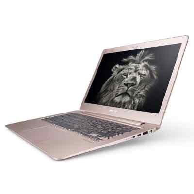 Ультрабук ASUS Zenbook Special UX330UA-FB141T (90NB0CW2-M04060) (90NB0CW2-M04060)Ультрабуки ASUS<br>Core i7-7500U/8Gb/256GB SATA3 SSD/UMA Intel HD 520/13.3 QHD+ (3200x1800) AG/WiFi/BT/Cam/Windows 10 Home/Gray/1.20Kg<br>