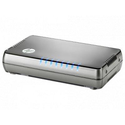 Коммутатор HP 1405 8G v3 (JH408A) (JH408A)