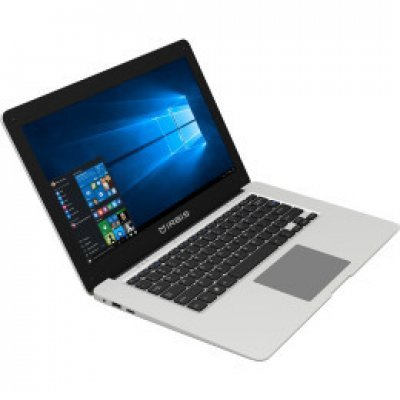 Ноутбук Irbis NB31 (NB31)Ноутбуки Irbis <br>, 11,6 (1366x768), Intel 3735F 4x1.8Ghz (QuadCore), 2048MB, 32GB, cam 0.3MPx, Wi-Fi, Windows 10, jack 3.5, White<br>