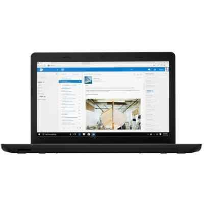 Ноутбук Lenovo ThinkPad EDGE E570 (20H5007NRT) (20H5007NRT)Ноутбуки Lenovo<br>15.6HD(1366x768), I3_6006U (2,0 GHz), 4GB DDR4, 500GB / 7200, Intel HD 620, BT,WiFi, DVD, Win 10 PRO, 2,3 kg, 1y carry in<br>