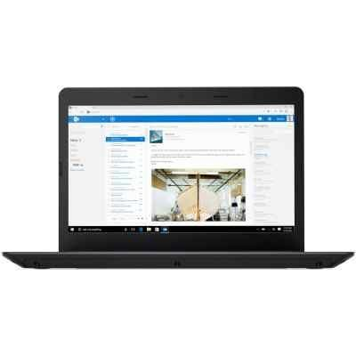 Ультрабук Lenovo ThinkPad EDGE E470 (20H1S00R00) (20H1S00R00)Ультрабуки Lenovo<br>14 HD(1366x768), i5-7200U (2,50 GHz), 8GB DDR4, 256GB SSD, Intel HD 620, BT,WiFi, no DVD, Win 10 PRO, 1,87 kg, 1y carry in<br>