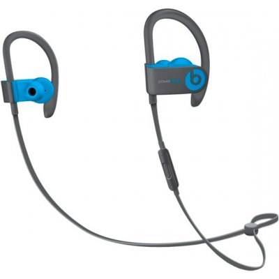 Bluetooth-гарнитура Beats Powerbeats 3 WL синий (MNLX2ZE/A) bluetooth гарнитура beats powerbeats 3 wl белый ml8w2ze a