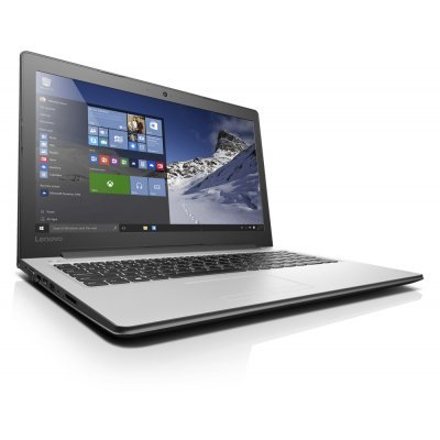 Ноутбук Lenovo IdeaPad 310-15ISK (80SM00QERK) (80SM00QERK)Ноутбуки Lenovo<br>IdeaPad 310-15ISK  15.6&amp;amp;#039;&amp;amp;#039; HD(1366x768) GLARE/Intel Core i5-6200U 2.30GHz Dual/4GB/500GB/GF 920MX 2GB/noDVD/WiFi/BT4.0/1.0MP/4in1/2cell/2.20kg/W10/1Y/WHITE<br>