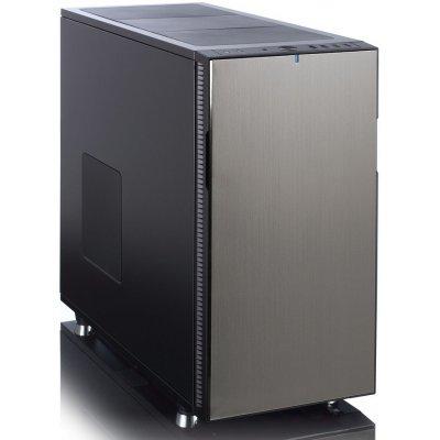 Корпус системного блока Fractal Design Define R5 Titanium черный/серебристый без БП (FD-CA-DEF-R5-TI) корпус fractal design define xl r2 grey fd ca def xl r2 ti