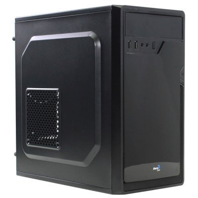 Корпус системного блока Aerocool Cs-100 Advance Black (4713105955217) корпус aerocool v3x advance black edition 600w
