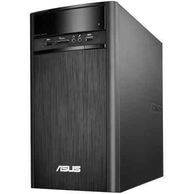 Настольный ПК ASUS K31CD (90PD01R2-M08420) (90PD01R2-M08420)Настольные ПК ASUS<br>ПК Asus K31CD (K31CD-RU027T) i3-6100 (3.7ГГц)/4G/1T/Int:Intel HD/DVD-SM/Win10<br>