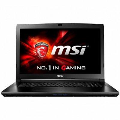 Ноутбук MSI GL62 6QF-1470 (9S7-16J562-1470) (9S7-16J562-1470)Ноутбуки MSI<br>MSI GL62 6QF-1470RU i5-6300HQ 8Gb 1Tb nV GTX960M 2Gb 15,6 FHD DVD(DL) BT Cam 4400мАч Win10 Черный<br>