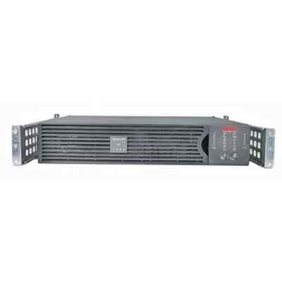 Источник бесперебойного питания APC Smart-UPS RT RM 1000VA/700W (SURT1000RMXLI-NC) (SURT1000RMXLI-NC)Источники бесперебойного питания APC<br>APC Smart-UPS RT RM 1000VA/700W, 230V, Extended Runtime, Rack 2U (Tower convertible), user repl. batt.,SmartSlot, PowerChute, BLACK, Pre-Inst. Web/SNMP<br>