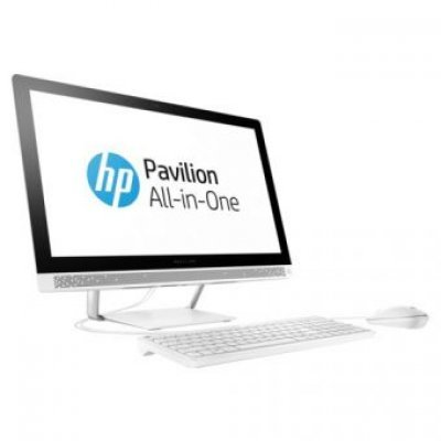 Моноблок HP Pavilion 24-b220ur (1AW90EA) (1AW90EA)Моноблоки HP<br>24&amp;amp;#039;&amp;amp;#039; FHD Non-Touch AMD A12-9730P,8GB DDR4 (1X8GB),1TB,Radeon R7,DVDRW,USB kbd/mouse,Blizzard White,Win10<br>