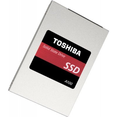 Накопитель SSD Toshiba THN-S101Z2400E8 (THN-S101Z2400E8)Накопители SSD Toshiba<br>Твердотельный накопитель A100 SSD 240Gb, 2.5 SSD, TLC<br>