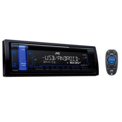 Автомагнитола JVC KD-R481 (KD-R481)Автомагнитолы JVC<br>Автомагнитола CD JVC KD-R481 1DIN 4x50Вт<br>