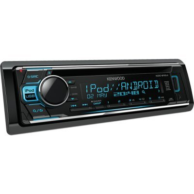 Автомагнитола Kenwood KDC-210UI (KDC-210UI) автомагнитола kenwood kdc 300uv usb mp3 cd fm rds 1din 4х50вт черный