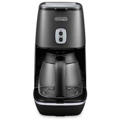 Кофеварка Delonghi ICMI211.BK черный (132301101) стоимость