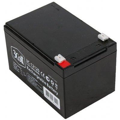 Аккумуляторная батарея для ИБП 3Cott 3C-12120-5S (3C-12120-5S), арт: 258079 -  Аккумуляторные батареи для ИБП 3Cott