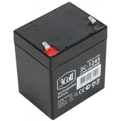 Аккумуляторная батарея для ИБП 3Cott 3C-1245-5S (3C-1245-5S), арт: 258080 -  Аккумуляторные батареи для ИБП 3Cott
