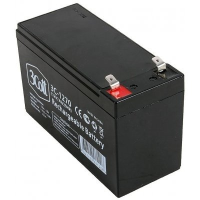 Аккумуляторная батарея для ИБП 3Cott 3C-1270-5S (3C-1270-5S), арт: 258081 -  Аккумуляторные батареи для ИБП 3Cott