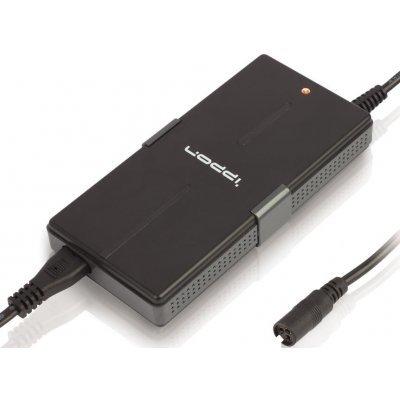 Адаптер питания для ноутбука Ippon S90U (S90U)Адаптеры питания для ноутбуков Ippon<br>Блок питания Ippon S90U автоматический 90W 15V-19.5V 8-connectors 5A 1xUSB 2.1A от бытовой электросети LED индикатор<br>