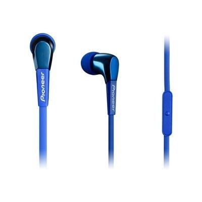 все цены на Наушники Pioneer SE-CL722T синий (SE-CL722T-L) онлайн