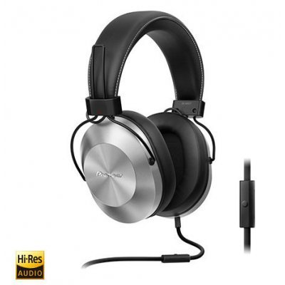 Наушники Pioneer SE-MS5T серебристый (SE-MS5T-S) iron king cr 26
