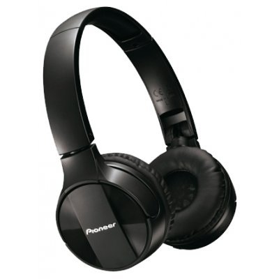 Bluetooth-гарнитура Pioneer SE-MJ553BT черный (SE-MJ553BT-K)
