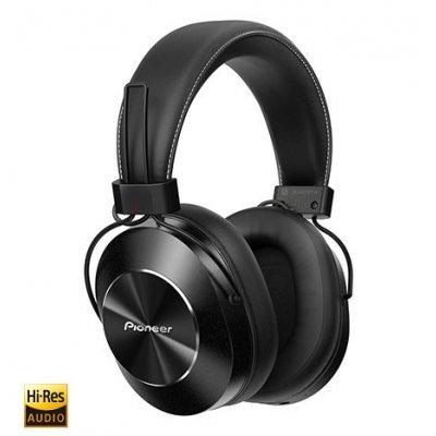Bluetooth-гарнитура Pioneer SE-MS7BT черный (SE-MS7BT-K)