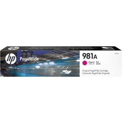 Тонер-картридж для лазерных аппаратов HP 981A пурпурный (J3M69A)Тонер-картриджи для лазерных аппаратов HP<br>картридж, magenta (пурпурный), для PageWide Enterprise 556dn/556xh/586z/586dn, 6000 страниц<br>