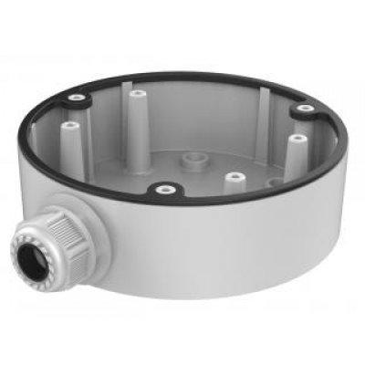 Кронштейн для систем видеонаблюдения Hikvision DS-1280ZJ-DM21 (DS-1280ZJ-DM21)Кронштейны для систем видеонаблюдения Hikvision<br>Кронштейн предназначен для крепления купольных камер на стену<br>
