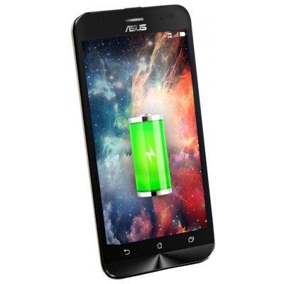 Смартфон ASUS Zenfone Go ZB552KL черный (90AX0071-M00270)Смартфоны ASUS<br>Смартфон ASUS Zenfone Go ZB552KL DS 5,5(1280x720)IPS LTE Cam(13/5) MSM8916 1,2ГГц(4) (2/16)Гб A6.0 3000мАч Черный ZB552KL-1A024RU 90AX0071-M00270<br>