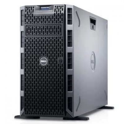 Сервер Dell PowerEdge T630 (210-ACWJ/015) (210-ACWJ/015)Серверы Dell<br>PowerEdge T630 v4 no Proc, no Memory, no HDD (up to 8x3.5), PERC H730/1GB, DVD+/-RW, Integrated DP 1GB LAN, iDRAC8 Enterprise, RPS (2)*750W, Bezel, Tower, 3Y ProSupport NBD<br>