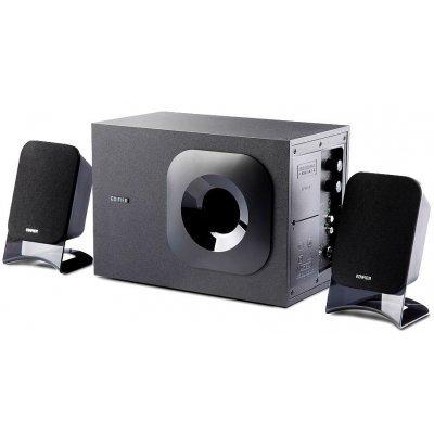 Компьютерная акустика Edifier M1370 черный (M1370 Black)Компьютерная акустика Edifier<br>Колонки Edifier M1370 Black &amp;lt;2.1, 8Wx2+18W&amp;gt;<br>