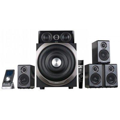 все цены на Компьютерная акустика Edifier S760D черный (S760D Black) онлайн