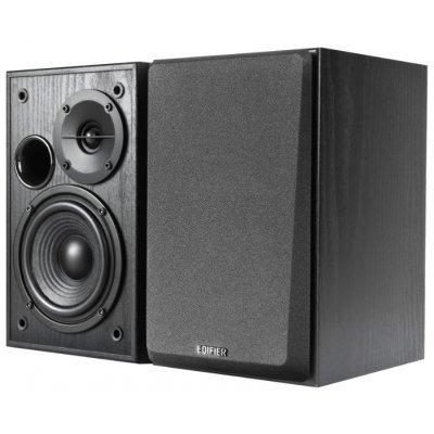 Компьютерная акустика Edifier R1100 черный (R1100 Black)Компьютерная акустика Edifier<br>Колонки Edifier R1100 Black &amp;lt;2.0, 21Wx2, RMS&amp;gt;<br>