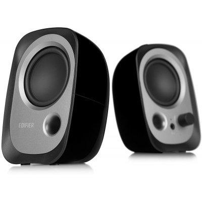 Компьютерная акустика Edifier R12U черный (R12U Black) цена