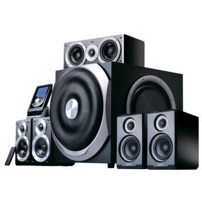 Компьютерная акустика Edifier S550 Encore черный (S550 Encore Black)