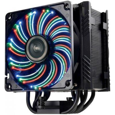 Кулер для процессора Enermax ETS-T50A-BVT (ETS-T50A-BVT) thermalright le grand macho rt computer coolers amd intel cpu heatsink radiatorlga 775 2011 1366 am3 am4 fm2 fm1 coolers fan