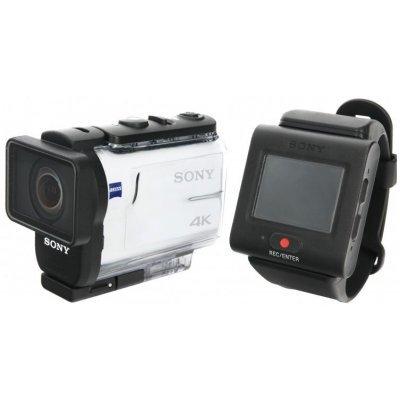 Экшн камера Sony FDR-X3000R ('FDRX3000R.E35) видеокамера sony fdr x1000v 4k