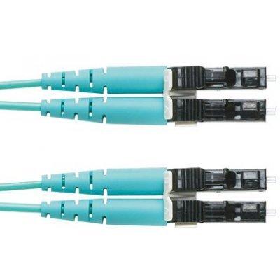 Кабель Patch Cord Panduit FX2ELLNLNSNM005 (FX2ELLNLNSNM005) кабель патч корд lanmaster twt 2lc 2lc su 2 0 2x9 125 os1 os2 lc дуплекс lc дуплекс 2м lszh оранж