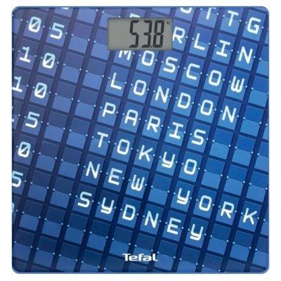 Весы Tefal PP 2100 (PP 2100)Весы Tefal<br>электронные напольные весы<br>стеклянная платформа<br>нагрузка до 150 кг<br>очень точное измерение<br>автовключение, автовыключение<br>