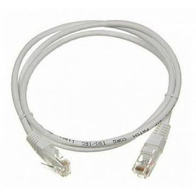 все цены на Кабель Patch Cord Lanmaster UTP LAN-PC45/U5E-3.0-GY кат.5е 3м (LAN-PC45/U5E-3.0-GY)