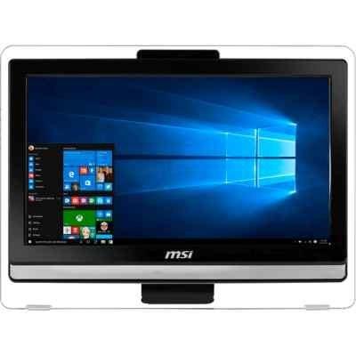Моноблок MSI Pro 20E 4BW-060 (9S6-AA8B12-060) (9S6-AA8B12-060)Моноблоки MSI<br>Моноблок MSI Pro 20E 4BW-060RU Celeron N3160 (1.6)/4Gb/1Tb/19.5   (1600:900)/Int:Intel HD/DVD-SM/WiF<br>