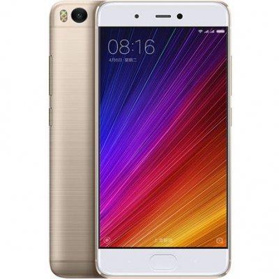 Смартфон Xiaomi MI 5S 32GB золотистый (MI5S32GBGL)Смартфоны Xiaomi<br>Мобильный телефон MI 5S 32GB GOLD MI5S32GBGL XIAOMI<br>