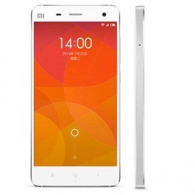 Смартфон Xiaomi MI 4 16GB белый (MI416GBW)Смартфоны Xiaomi<br>Мобильный телефон MI 4 16GB WHITE MI416GBW XIAOMI<br>