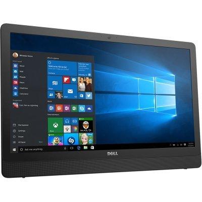 Моноблок Dell Inspiron 3464 (3464-0421) (3464-0421)Моноблоки Dell<br>Моноблок Dell Inspiron 3464 23.8 Full HD i3 7100U (2.4)/4Gb/1Tb 5.4k/HDG620/DVDRW/CR/Windows 10 Home Single Language 64/Eth/WiFi/BT/Cam/белый 1920x1080<br>