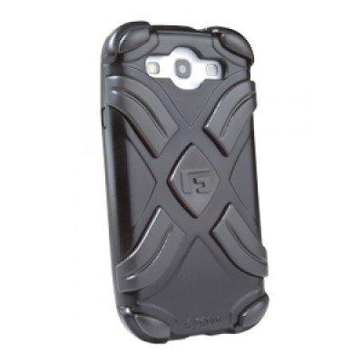 все цены на Чехол для смартфона Forward Samsung Galaxy S3 черный (EPHS00101BE) онлайн
